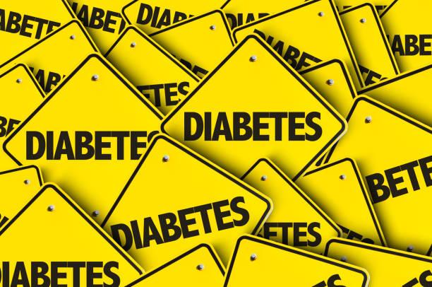 diabetes  - hyperglycemia stock-fotos und bilder