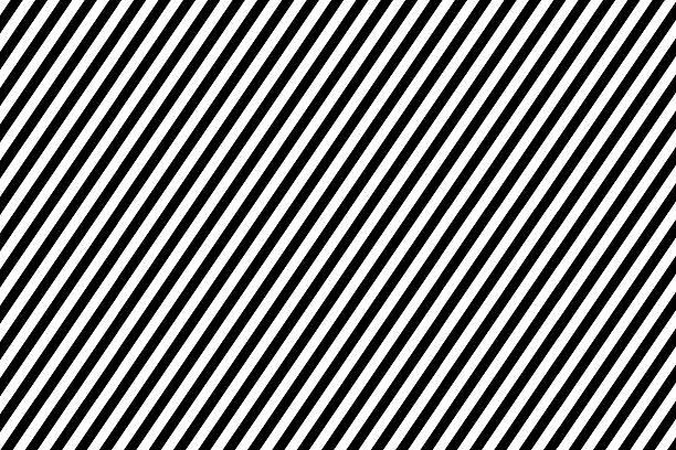 diagonal black lines - gekanteld stockfoto's en -beelden