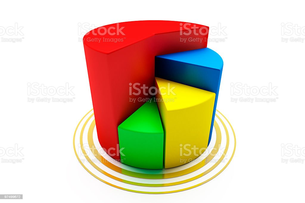 Diagram royalty-free stock photo