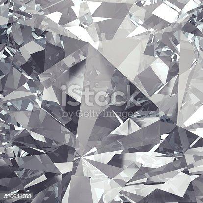 istock Diamond background 520641063