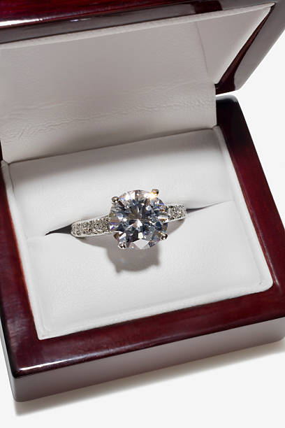 Royalty Free Engagement Ring Box Pictures, Images and Stock Photos ...