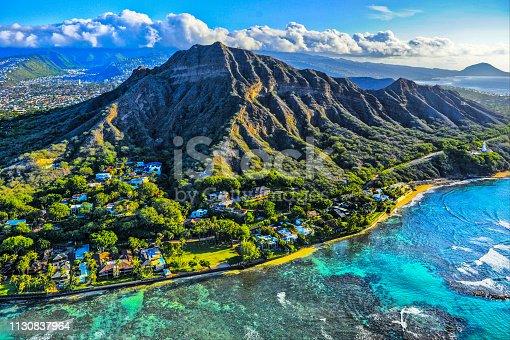 Diamond Head Crater,Honolulu, HI