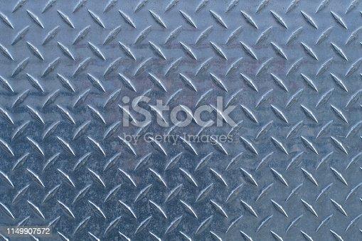 metal diamond plate texture pattern metallic surface