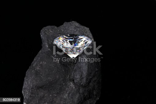 istock Diamond in the Rough 502584319
