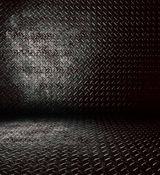 Diamant-Eisenplatte – Foto
