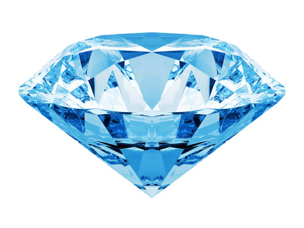 Diamond Isolated stock photo
