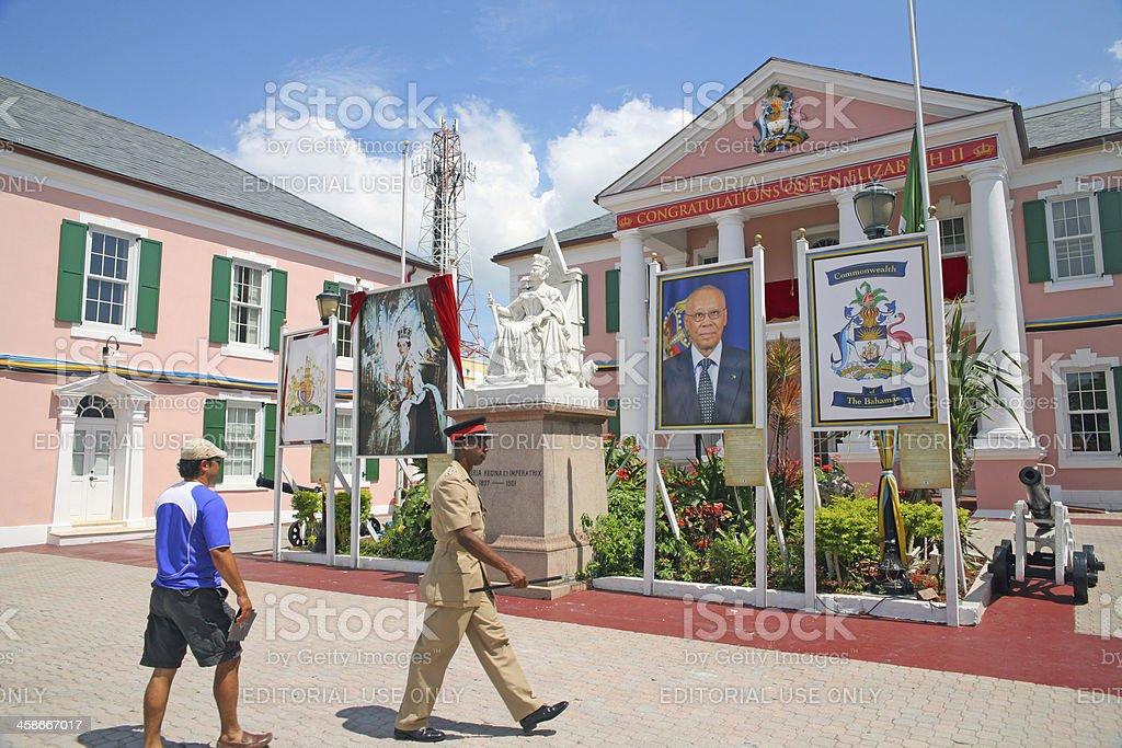 Diamond Jubilee royalty-free stock photo