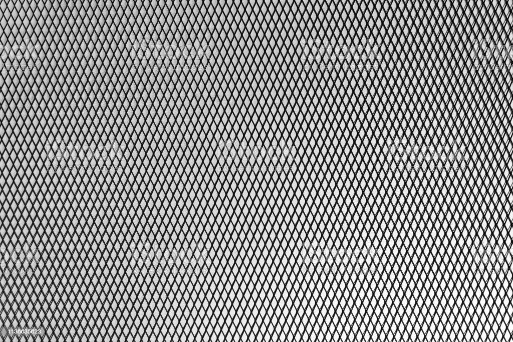 Diamond mesh abstract geometric background stock photo