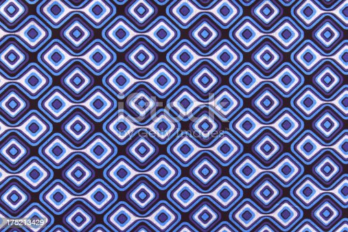 181053292istockphoto Diamond pattern fabric in blues and white 175213429