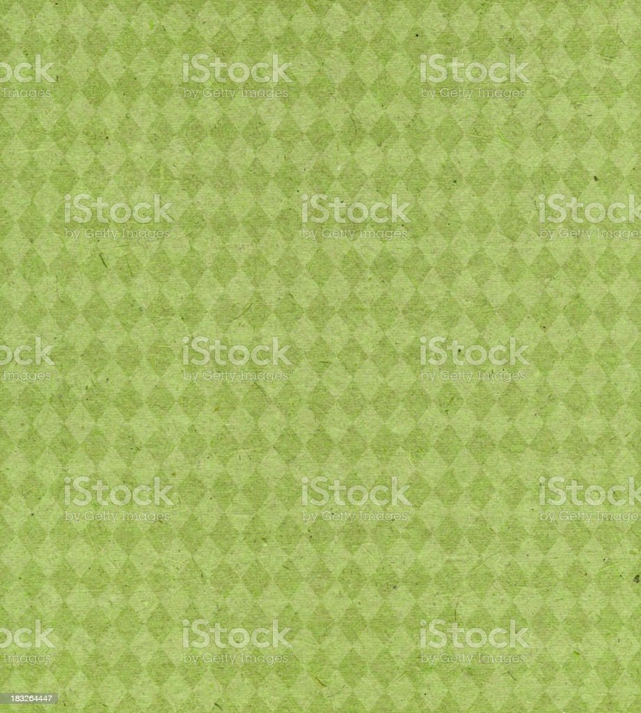 diamond pattern paper stock photo