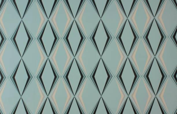 Diamond pattern wallpaper texture - foto de stock