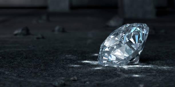 diamante - brillante foto e immagini stock