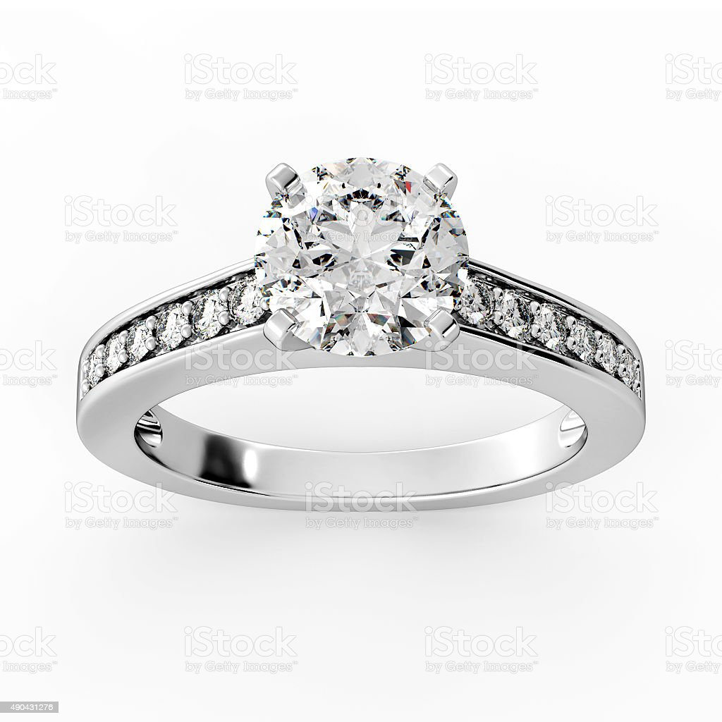 Royalty Free Engagement Ring and Stock s