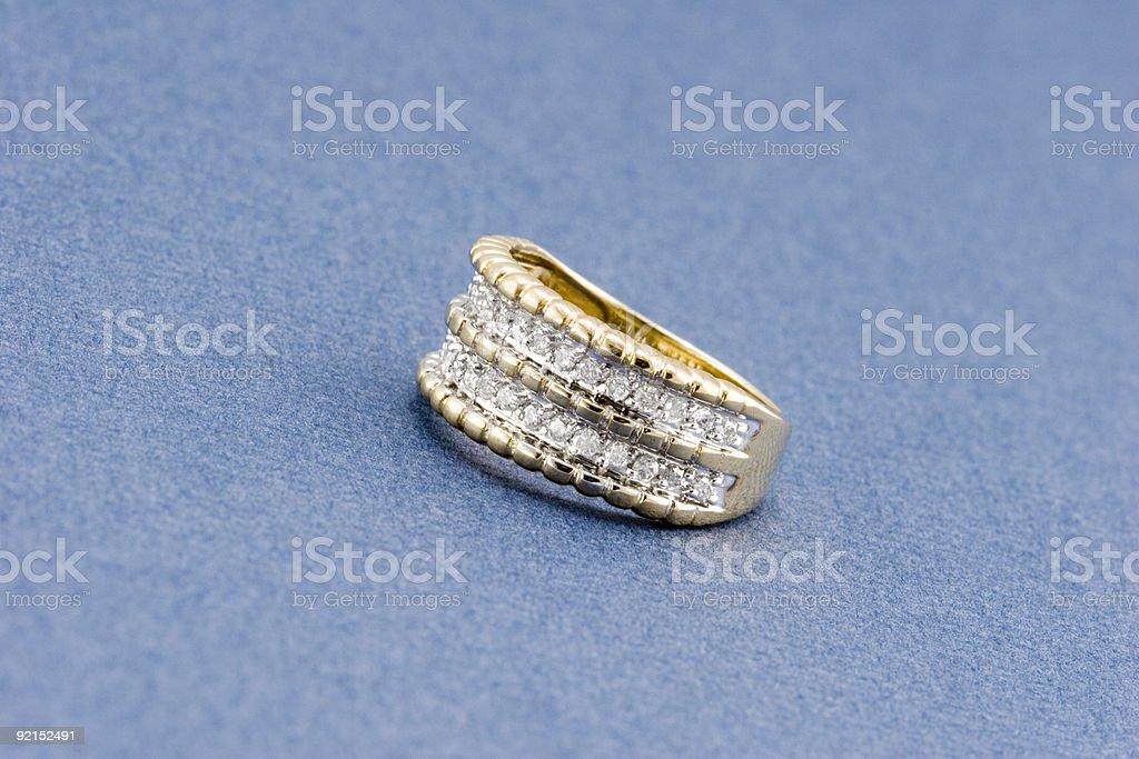 Diamond Ring royalty-free stock photo