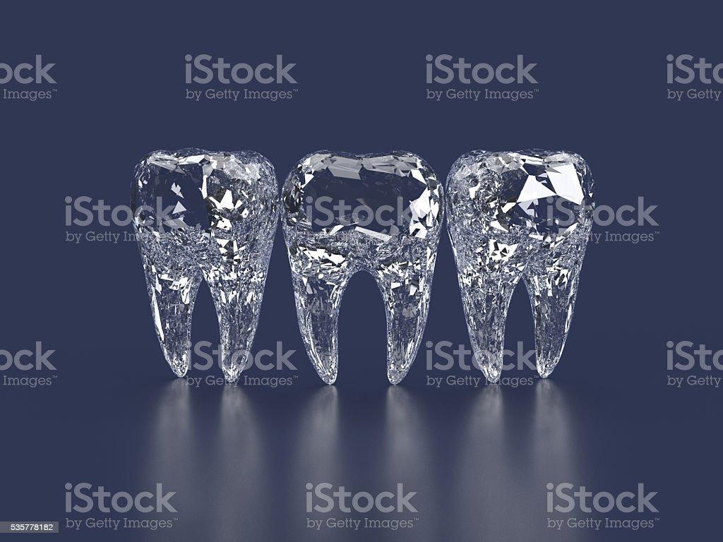 Diamond Teeth Stock Photo Download Image Now Istock