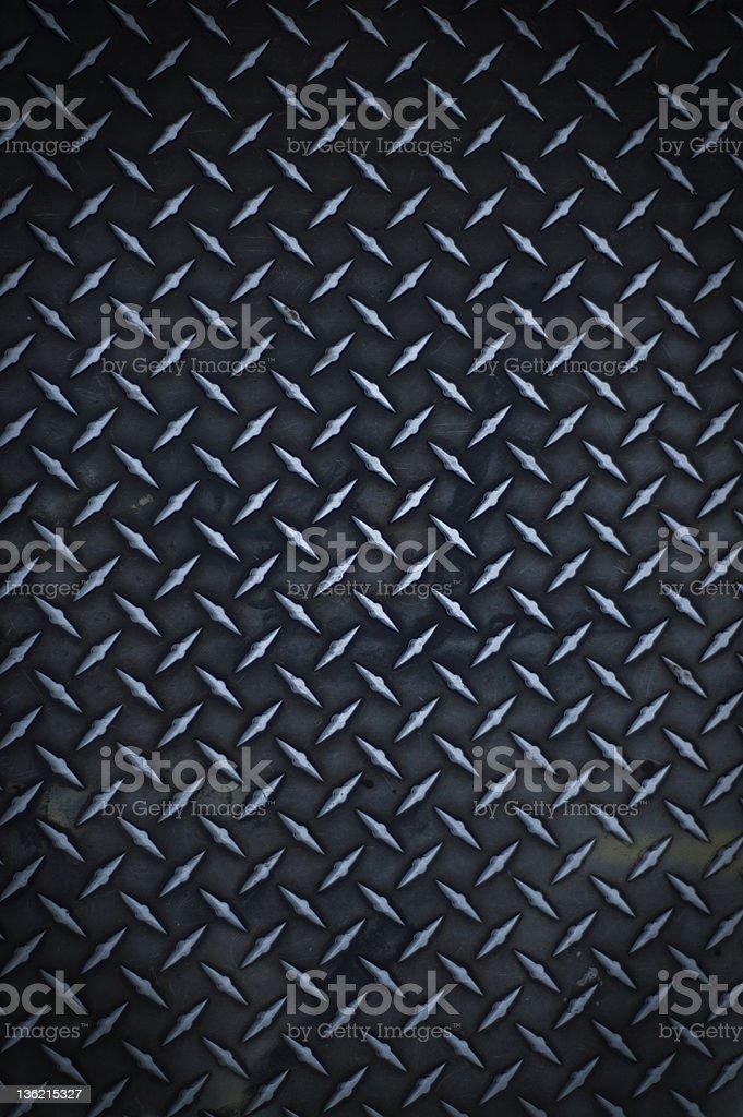 Diamond Vingette royalty-free stock photo