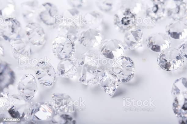 Diamant Mit Pinzette Und Lupe Edelsteinschönheit Stockfoto und mehr Bilder von Akten ablegen