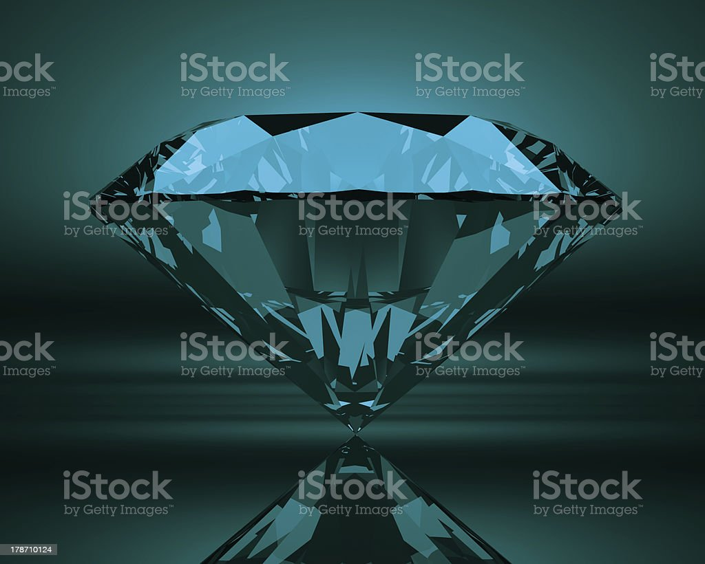 Diamond XL stock photo