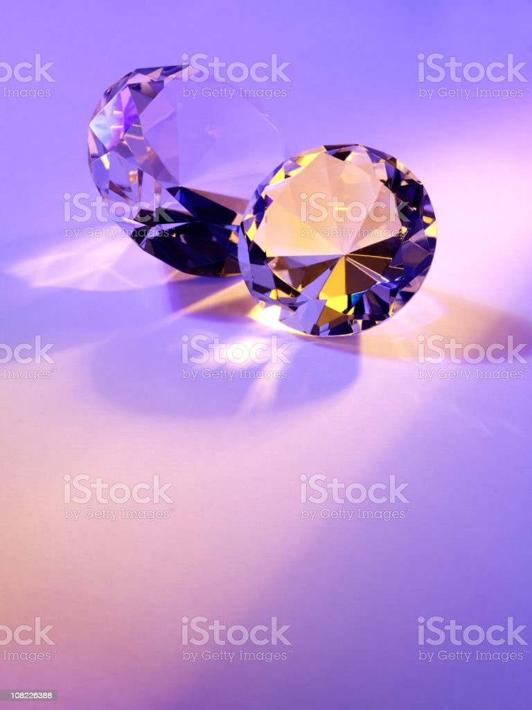 Diamonds for Ever royalty-free stock photo