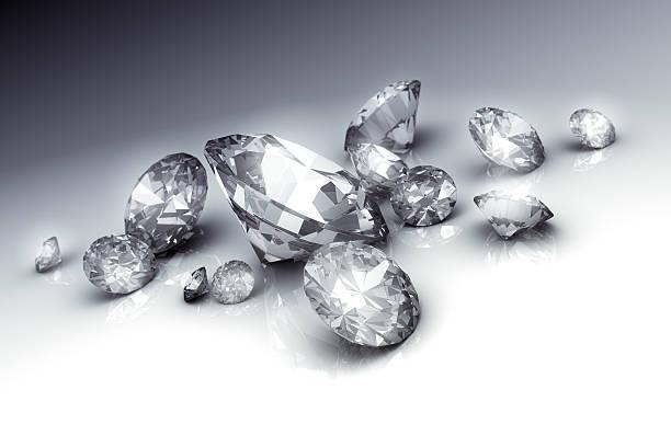 diamanten - porzellan schmuck stock-fotos und bilder