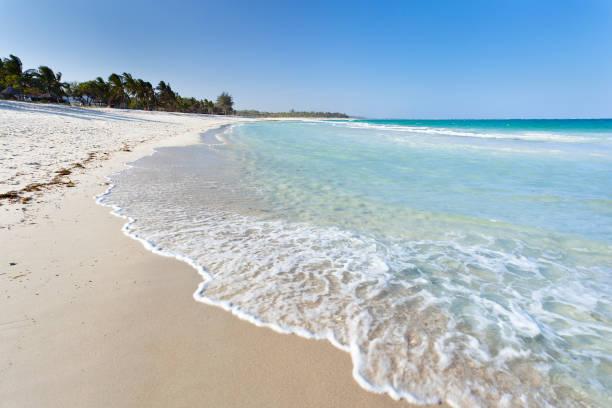 Diani Beach, Kenya stock photo