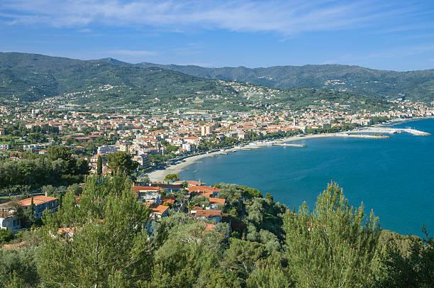 Diano Marina, italienischen Riviera, Ligurien, Italien – Foto