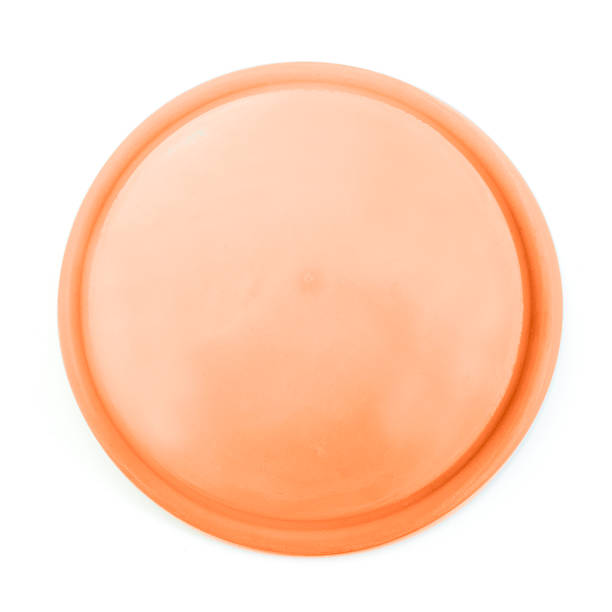 Diaphragm Birth Control stock photo