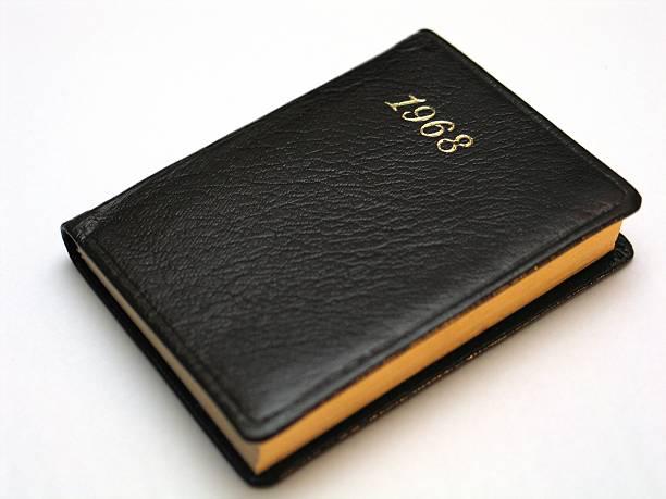 1968 Tagebuch – Foto