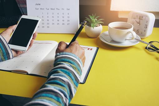 Diary,Calendar and agenda for Planner