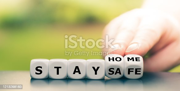 istock Dice form the expression