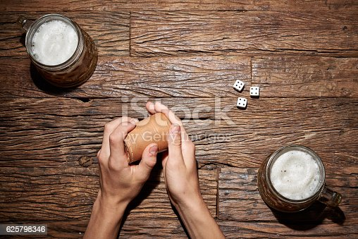 istock Dice game 625798346