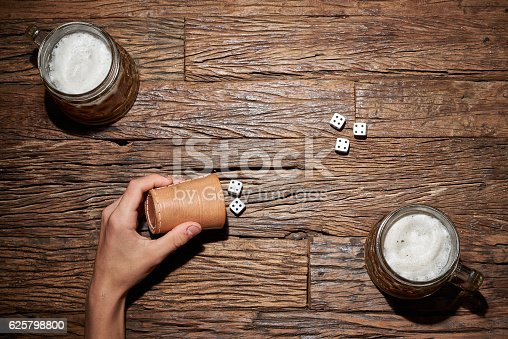 istock Dice game 625798800