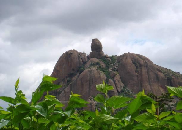 Dick Rock Dick Rock in Ramanagara, Karnataka Dick stock pictures, royalty-free photos & images