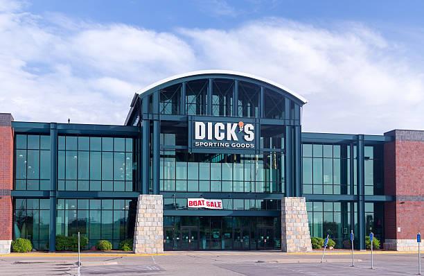 Dick's Sporting Goods Exterior stock photo