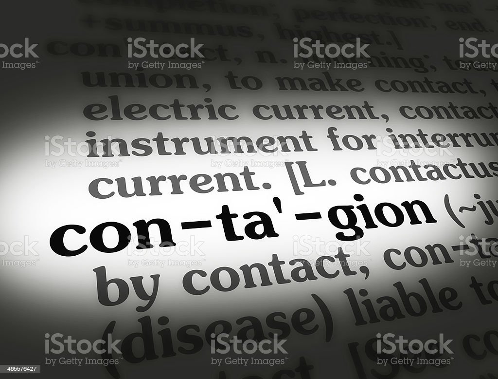 Dictionary Contagion Stock Photo Download Image Now Istock