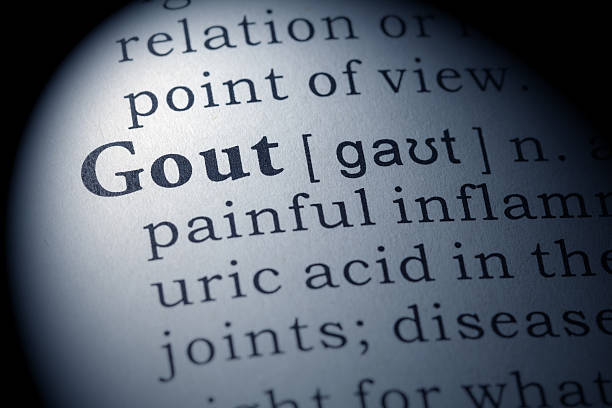 Dictionary definition of gout Fake Dictionary, Dictionary definition of the word gout. gout stock pictures, royalty-free photos & images