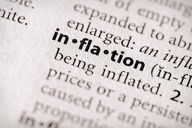 Wörterbuch Serie-Wirtschaft: inflation – Foto
