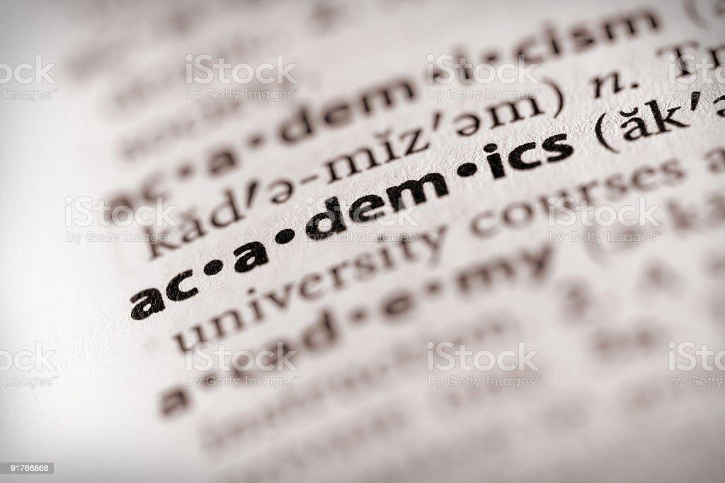 Wörterbuch Serie-Informationen: Wissenschaftler – Foto