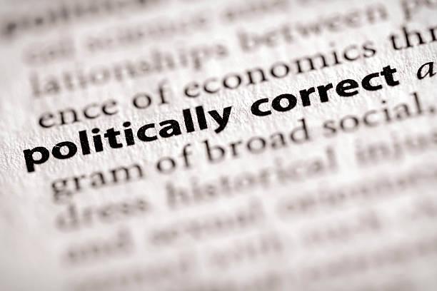 Wörterbuch Serie-Sonstiges: Politisch korrekt – Foto