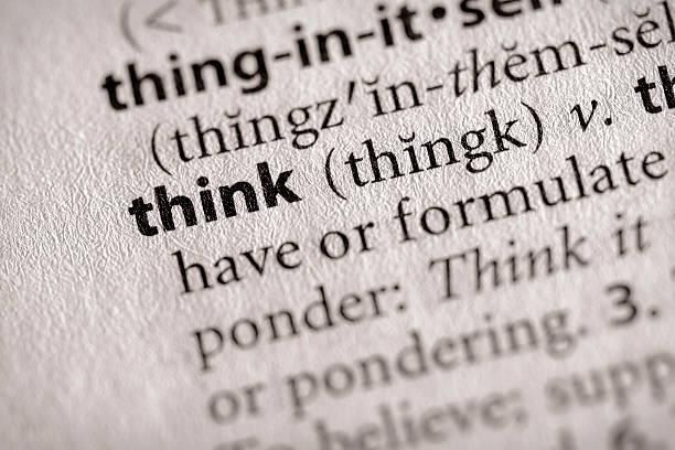 Wörterbuch Serie-Philosophie: Denken, – Foto