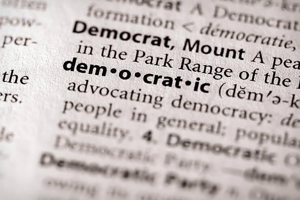 Wörterbuch Serie-Politik: Die demokratische – Foto
