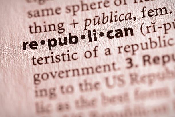 Wörterbuch Serie-Politik: Republikanischer – Foto
