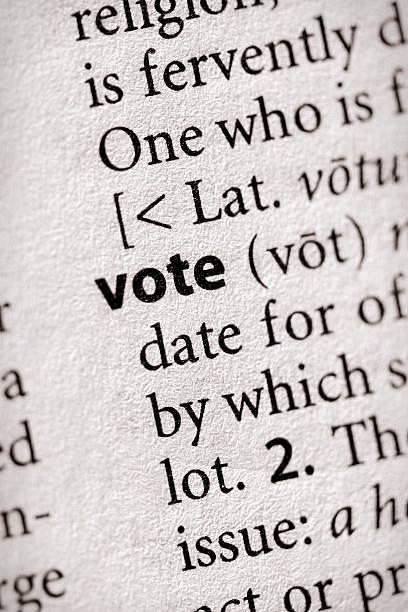 Wörterbuch Serie-Politik: Abstimmung – Foto