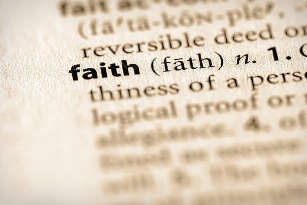 Wörterbuch Serie-Religion: Glauben – Foto