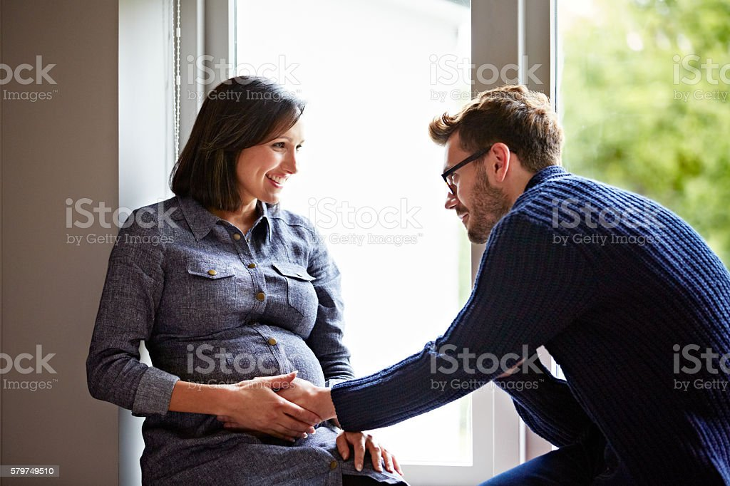 Did you feel that?! stock photo