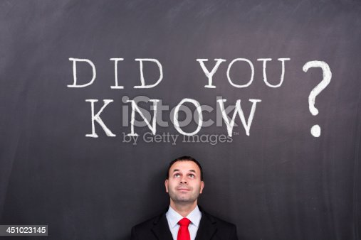 istock Did you know? 451023145