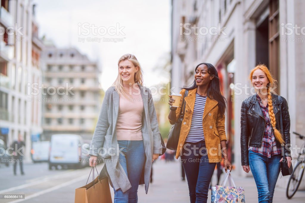 Did you see this special shop? stock photo