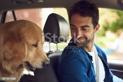 517930062 istock photo Did you sleep the whole way here? 937331058