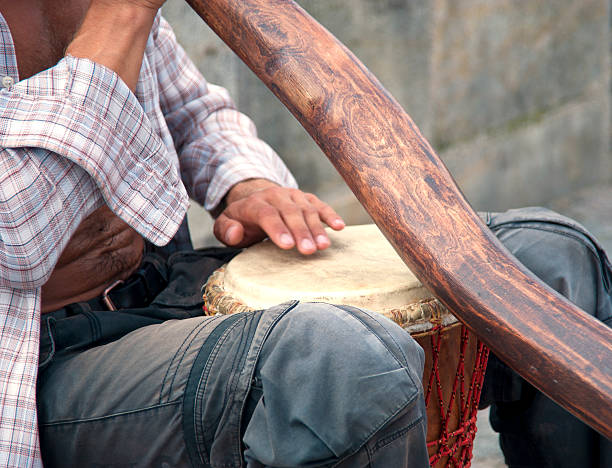 didgeridoo - didgeridoo stock photos and pictures