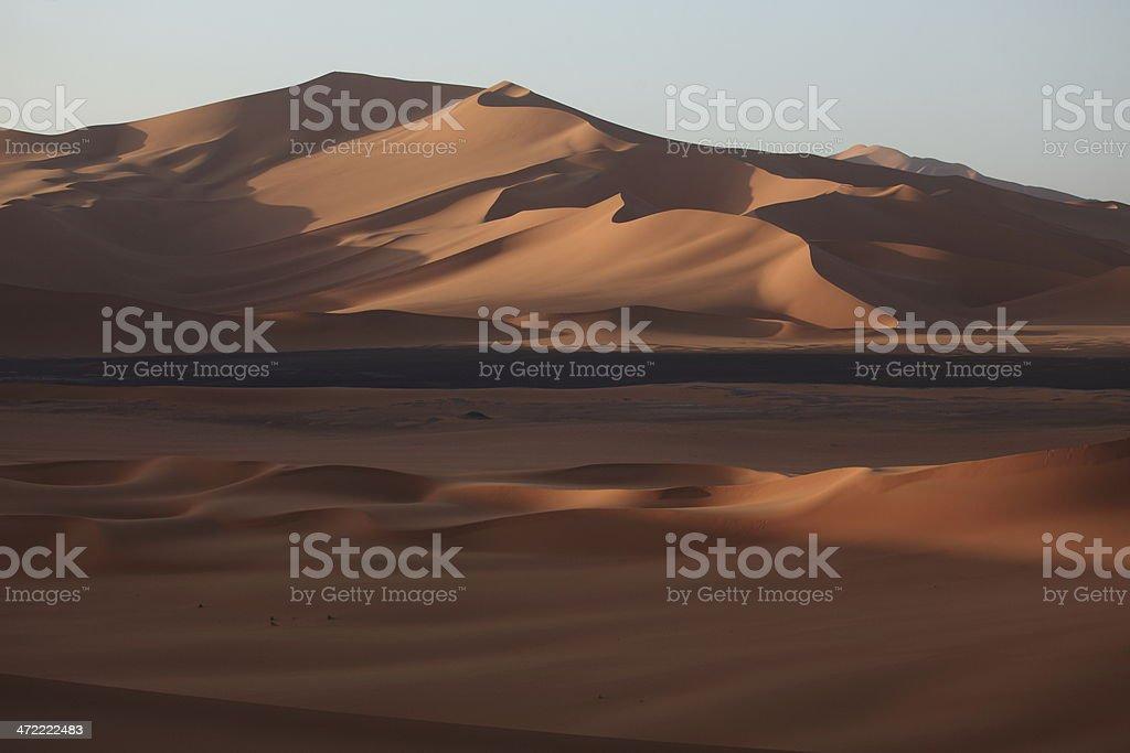 Die Wüste Sahara dans Algerien - Photo